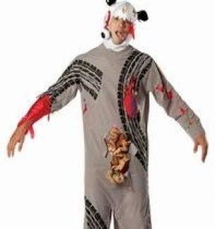 Child or Adult Road Kill Halloween Costume