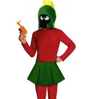 Marvin the Martian Halloween Costumes