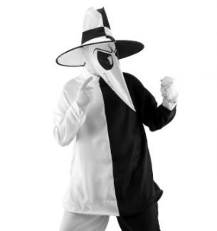 Adults Spy Vs Spy Halloween Costumes