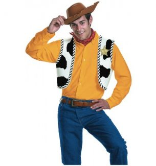 Adults Woody Toy Story Costumes