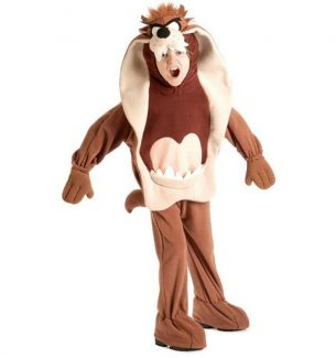Tasmanian Devil Halloween Costumes