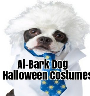 Al-Bark Dog Halloween Costumes