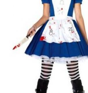 Alice Madness Returns Cosplay Costumes