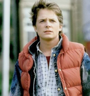Back To The Future Halloween Costumes