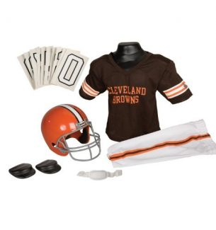 Cleveland Browns Halloween Costumes