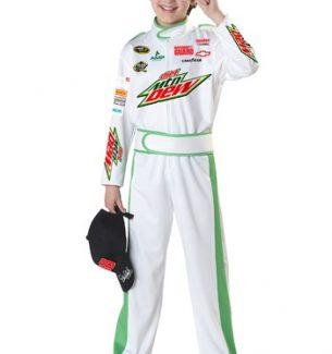 Dale Earnhardt Junior NASCAR Racing Halloween Costumes
