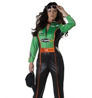Danica Patrick Halloween Costumes