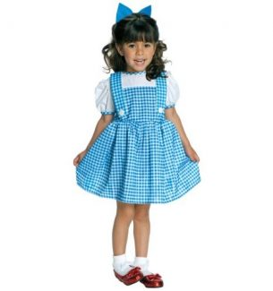 Wizard of Oz Halloween Costumes for Toddlers