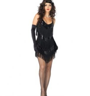 Sexy Flapper Costumes for Women