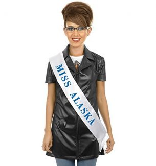 Former Alaska Governor Sarah Palin Halloween Costumes