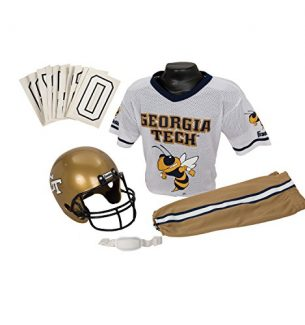 GA Tech Yellow Jackets Football Costumes