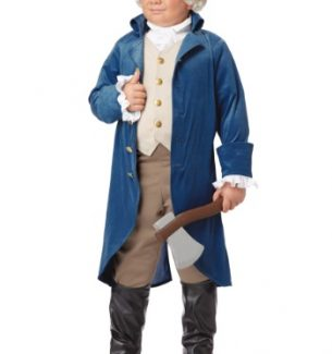George Washington Halloween Costumes For All