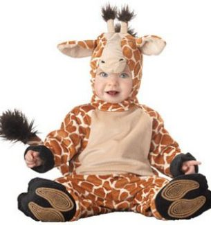 Terrific Giraffe Costumes for Kids and Adults