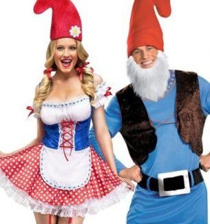 Gnome Halloween Costumes for Everyone