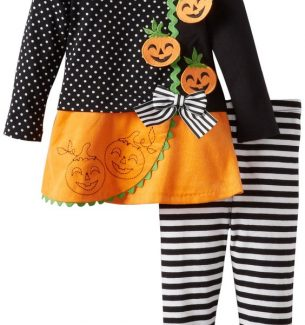 Baby Girl Halloween Outfits