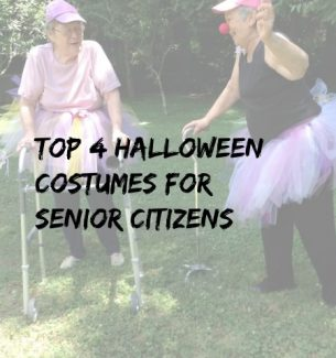 Top 4 Halloween Costumes for Senior Citizens