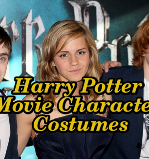 Harry Potter Movie Character Costumes