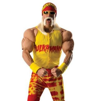Hulk Hogan Halloween Costumes