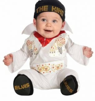 Infant Elvis Halloween Costume