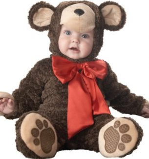 Infant Teddy Bear Halloween Costumes