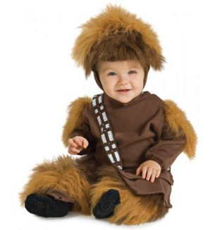 Infants Chewbacca Halloween Costumes
