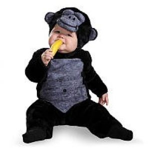 Infants Gorilla Halloween Costume