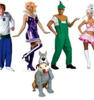 Jetson Family Halloween Costumes for Groups