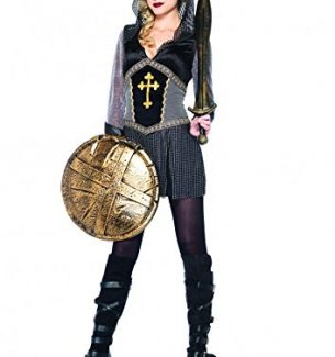 Joan of Arc Halloween Costumes