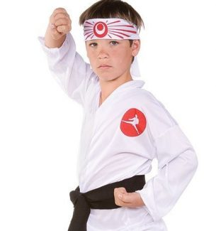 Karate and Martial Arts Themed Halloween Costumes
