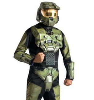 Kids Halo Halloween Costumes