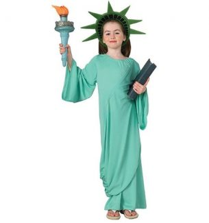 Kids Patriotic Costumes for July 4th