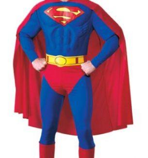 Man of Steel Superman Halloween Costumes