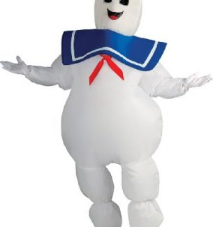 Marshmallow Man Halloween Costume