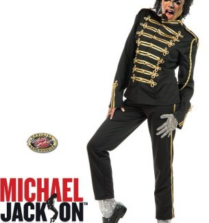 Michael Jackson Halloween Costumes for Kids or Adults