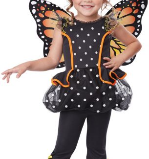 Butterfly Halloween Costumes for Girls