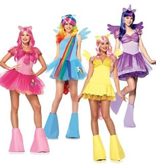 My Little Pony Halloween Costumes for Women