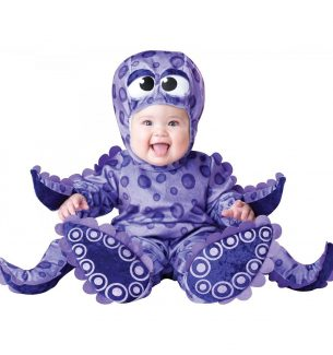 Octopus Costumes for Halloween