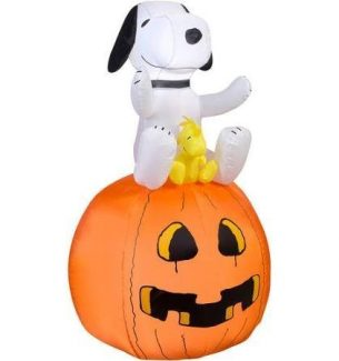 Peanuts Halloween Yard Decorations