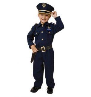 Policeman Costume for Kids