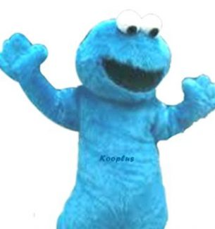 Sesame Street Cookie Monster Halloween Costumes
