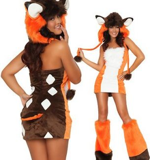 Sexy Animal Costumes for Women