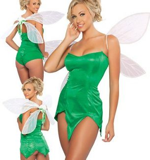 Sexy Fairy Costumes for Women