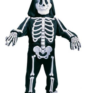 Skeleton Halloween Costumes for Everyone