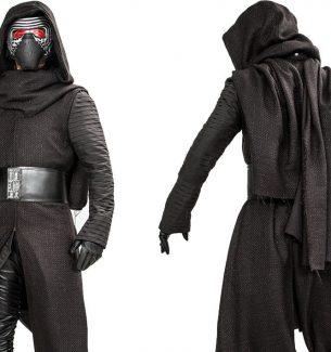 Star Wars The Force Awakens Kylo Ren Halloween Costumes