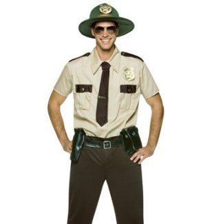 Super Troopers Halloween Costume