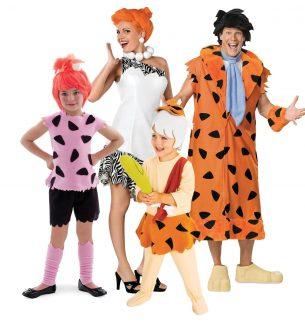 The Flintstones Halloween Costumes