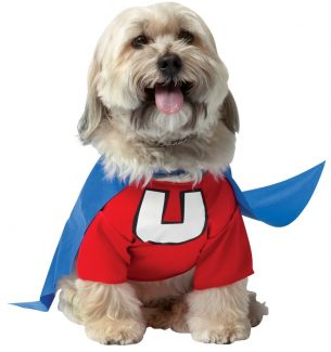 UnderDog Halloween Costume for Dogs