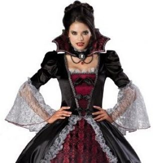 Sexy Vampire Costume for Women