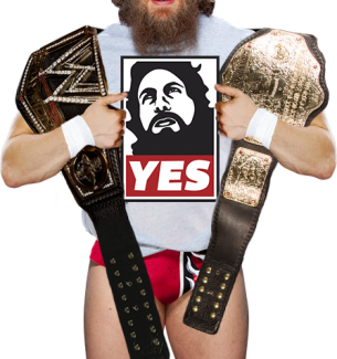 WWE Daniel Bryan Halloween Costume Ideas