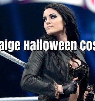 WWE Paige Halloween Costumes